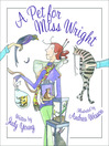 A Pet for Miss Wright (eBook)