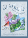 G is for Granite (eBook): A New Hampshire Alphabet