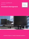 Career Guidebook for IT in Investment Management (eBook): A Definitive Guide to a Career in Investment Management IT