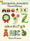 Decorative Alphabets Charted Designs (eBook)
