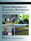 Human Dimensions of Ecological Restoration (eBook): Integrating Science, Nature, and Culture