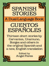 Spanish Stories (eBook): A Dual-Language Book