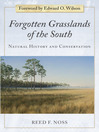 Forgotten Grasslands of the South (eBook): Natural History and Conservation