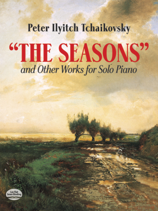 The Seasons and Other Works for Solo Piano (eBook)