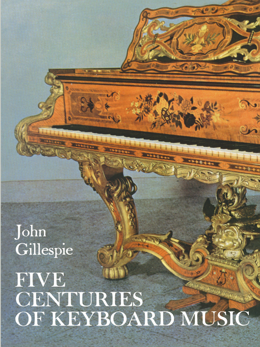 Five Centuries of Keyboard Music (eBook)