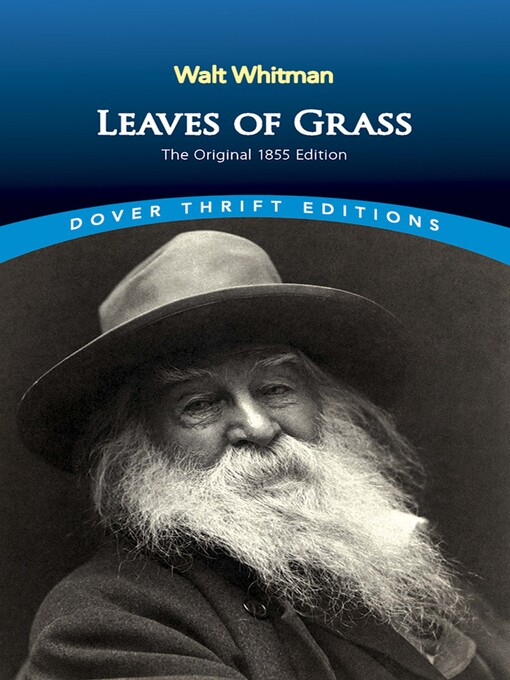 Leaves of Grass (eBook): The Original 1855 Edition