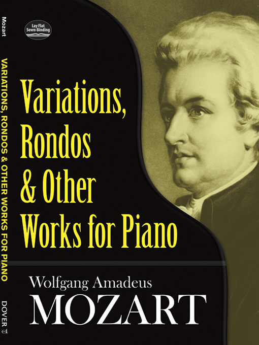 Variations, Rondos and Other Works for Piano (eBook)