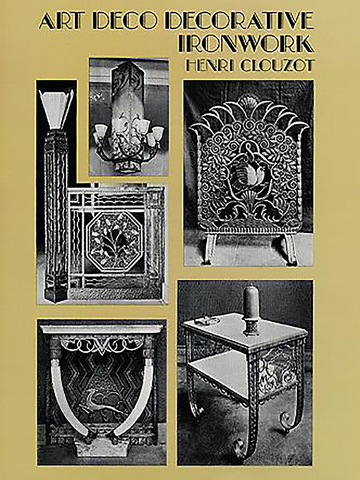 Art Deco Decorative Ironwork (eBook)