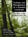Ecology and Management of a Forested Landscape (eBook): Fifty Years on the Savannah River Site