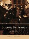 Boston University (eBook)