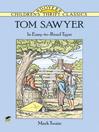 Tom Sawyer (eBook)