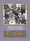 Blackwork Embroidery (eBook)
