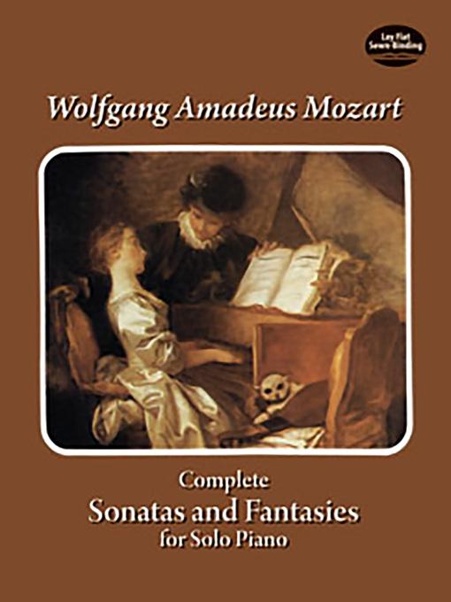 Complete Sonatas and Fantasies for Solo Piano (eBook)