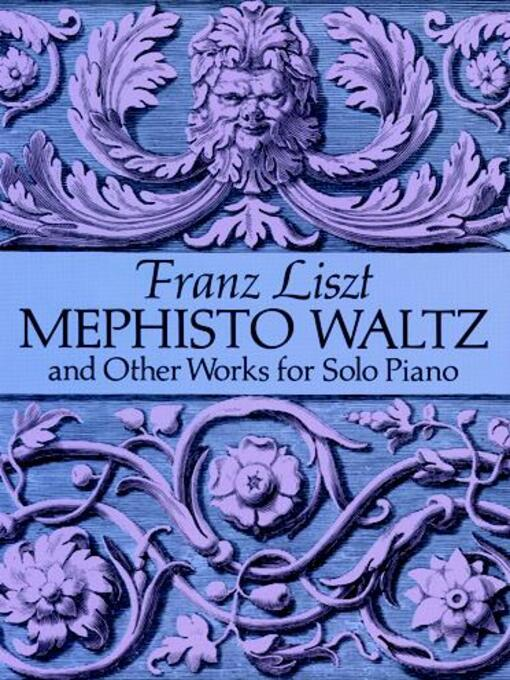 Mephisto Waltz and Other Works for Solo Piano (eBook)