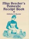 Miss Beecher's Domestic Receipt-Book (eBook)