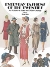 Everyday Fashions of the Twenties (eBook): As Pictured in Sears and Other Catalogs