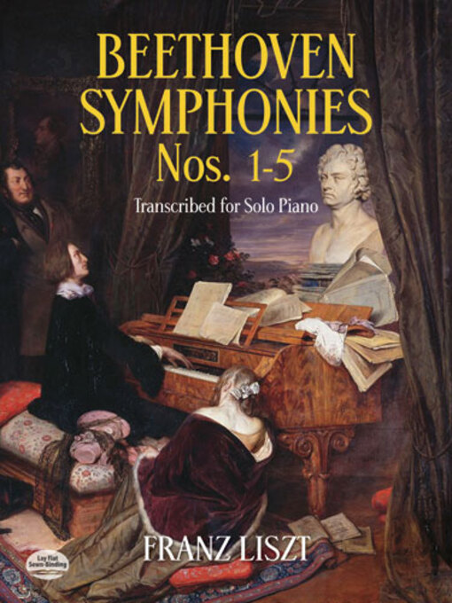 Beethoven Symphonies Nos. 1-5 Transcribed for Solo Piano (eBook)