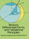 Tensors, Differential Forms, and Variational Principles (eBook)