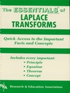 Laplace Transforms Essentials (eBook)