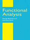 Functional Analysis (eBook)