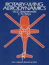 Rotary-Wing Aerodynamics (eBook)