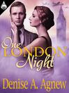 One London Night (eBook)