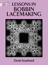 Lessons in Bobbin Lacemaking (eBook)
