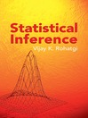 Statistical Inference (eBook)