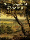 Metaphysical Poetry (eBook): An Anthology
