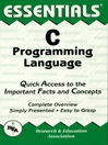 C Programming Language Essentials (eBook)
