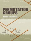 Permutation Groups (eBook)