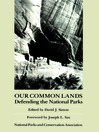 Our Common Lands (eBook): Defending the National Parks