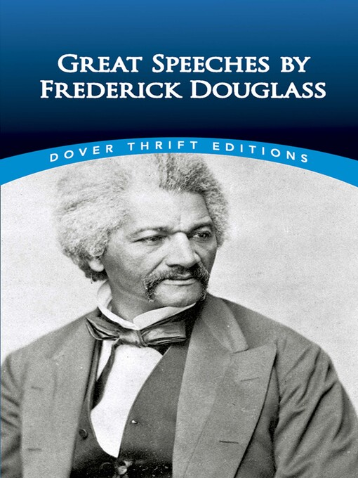 Great Speeches by Frederick Douglass (eBook)