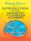 Introduction to the Geometry of Complex Numbers (eBook)