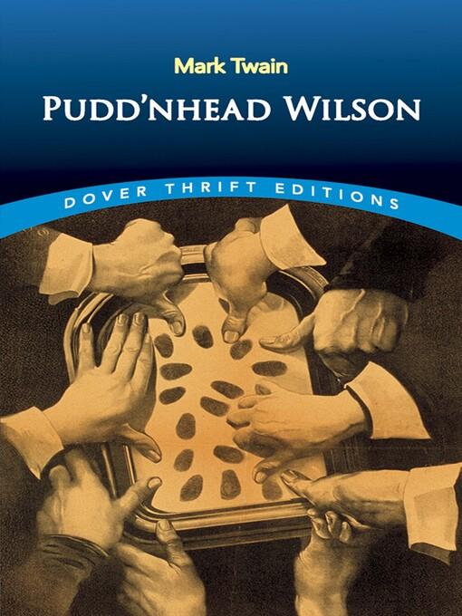 Pudd'nhead Wilson (eBook)