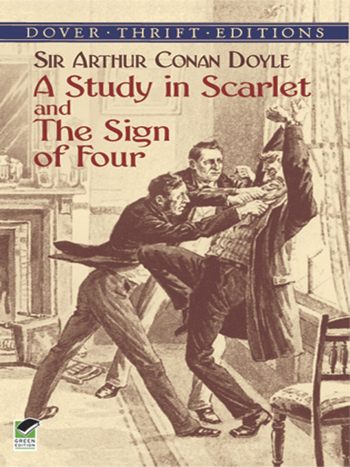 A Study in Scarlet and The Sign of Four (eBook)