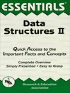 Data Structures II Essentials (eBook)