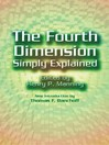 The Fourth Dimension Simply Explained (eBook)