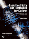 Basic Electricity and Electronics for Control: Fundamentals and Applications (eBook)