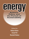 Energy (eBook): Science, Policy, and the Pursuit of Sustainability