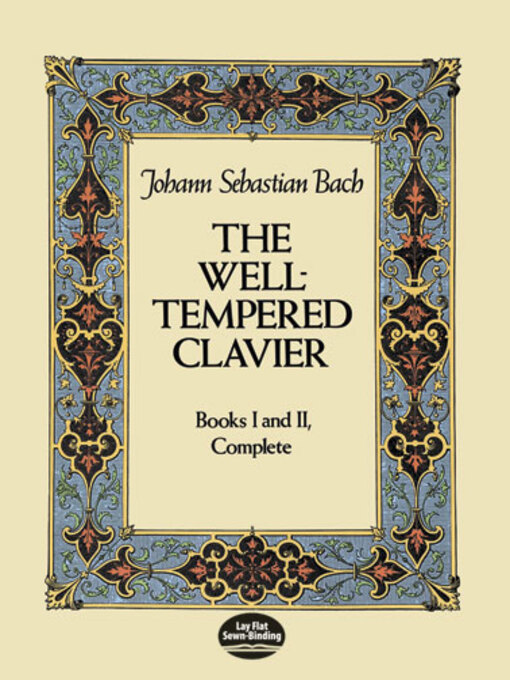 The Well-Tempered Clavier (eBook): Books I and II, Complete