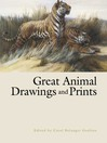 Great Animal Drawings and Prints (eBook)