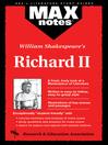 Richard II (eBook)