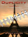The Paris Incident (eBook): Paul T. Goldman Chronicles, Book 2