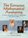 The European Mathematical Awakening (eBook)