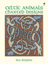 Celtic Animals Charted Designs (eBook)