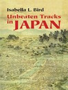 Unbeaten Tracks in Japan (eBook)