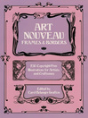 Art Nouveau Frames and Borders (eBook)