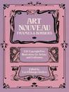Art Nouveau Frames and Borders (eBook)