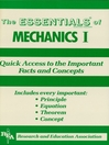 Mechanics I Essentials (eBook)